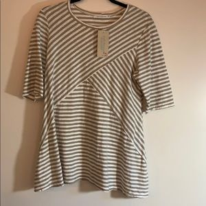 Cut-Loose short sleeve shirt NWT. M, USA made